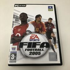 FIFA Football 2005 PC Video Game - Missing Disc 2 Tested