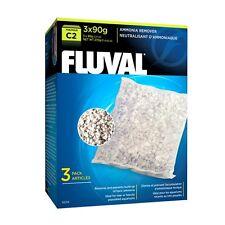 3-Pack Fluval C2 Filter Ammonia Remover Stage 3 Aquarium Media Refill 9.52 oz.