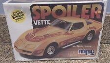 New Sealed MPC Spoiler Vette Corvette 1/25 Model Kit #1-3713