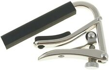 Shubb C2 Standard Capo for Nylon String Guitars with flat wide fretboard