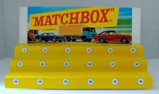 Matchbox Lesney  1-18 / NEW Display for Matchbox Car and Truck
