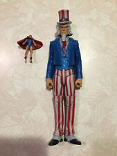 "DC Universe Classics Signature Collection Uncle Sam 6"" Loose Figure"