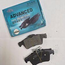 New D1095 Rear Brake Pad for Ford, Mazda, Volvo