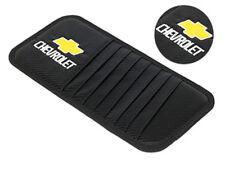 Car Decoration CD Visor Card Case Holder Clip Storage Holder Bag For Chevrolet