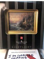 Vintage Thomas Kinkade Night Light New In Box