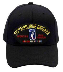 173rd Airborne - Iraqi Freedom  Hat BRAND NEW (1727) Ballcap Cap FREE SHIP 41635