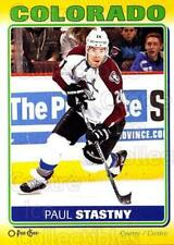 2012-13 O-Pee-Chee Stickers #30 Paul Stastny