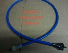 YOT8591C Tailgate Window Regulator Cable fits 1985 - 1991 Blazer or Jimmy
