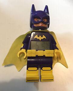 LEGO Batgirl Alarm Clock - The Batman Movie - Minifigure - Limited Edition