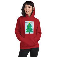 Christmas Holiday Hoodie Hooded Sweatshirt (Hattrick Novelties)