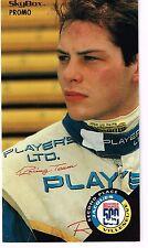 1995 Skybox Jaques Villeneuve Promo Card