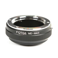 Minolta MD MC Lens to Olympus Panasonic 4/3 Micro Four thirds Mount Adapter Ring