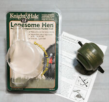 Lonesome Hen Adj Compact Friction Turkey Call (KH169-W) ..Rare -NOT Model 169