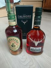 Lot Whisky Dalmore 15ans & Michters