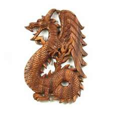 Drachenspiegel Drache Drago Feng Shui Glück Flur Haus Wohnung Deko Geschenk