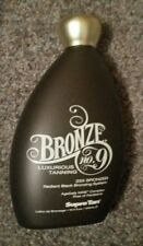 Bronze No 9 Accelerator w/ 25x Bronzers Tanning Lotion Supre No #9 +FREEBIE