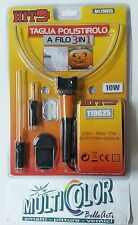 Taglia polistirolo Hit elettrico Arco Filo intercambiabili Coltello a Caldo 10w