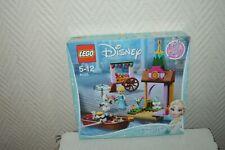 BOITE LEGO DISNEY FROZEN REINE DES NEIGES  NEUF 41155 BUILD AND SWAP