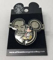 Disney- It Was All Started with...Mickey Mouse PIN 2006 the Sides Open Perfectly
