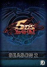 Yu-Gi-Oh 5ds: Season 2 - 8 DISC SET (2015, REGION 1 DVD New)