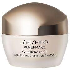 Shiseido Anti-Faltenprodukte mit Gesicht