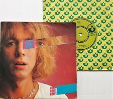 """Kevin Ayers - Star & Money Money Money 2x7"""" Singles 1977/80 1st UK Harvest VG+"""