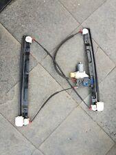 FORD S-MAX  PASSENGER FRONT DOOR ELECTRIC WINDOW MOTOR AND MECHANISM / REGULATOR