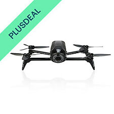 Parrot Bebop 2 Power FPV Pack Quadrocopter Drohne 14MP+ Skycontroller 2 Schwarz