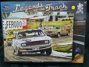 Holdsons 77257 Legends of The Track Mopar Magic 1000 pce jigsaw