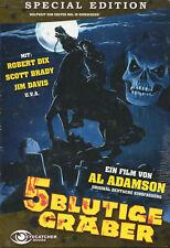 Five Bloody Graves - Hardbox - DVD -