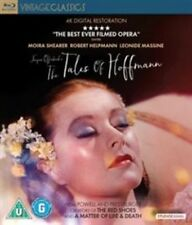 Tales of Hoffmann - Special Edition Digitally Restored Blu-ray 1951 Very G