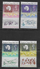 BRITISH ANTARCTIC TERRITORY , UNITED KINGDOM , 1971 , SET OF 4 , MNH ,CV$53.50