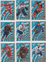 2000-01 Revolution Premiere Date Serial Numbered /60 - Choose From List