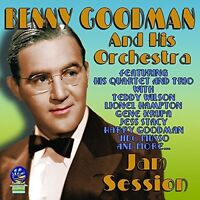 Benny Goodman & His Orchestra - Jam Session [New CD]