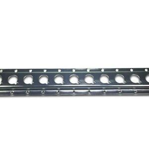 Zinc Plated 1806 Load Restraint Track / Cargo Rail - 3 metre length