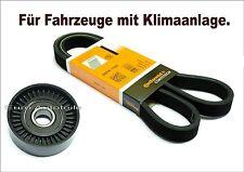 Keilrippenriemen+Spannrolle SEAT LEON TOLEDO 1.6/1.8 T