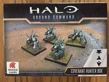 HALO Ground Command: Covenant Hunters Box