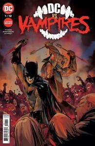 DC Vs Vampires #1 | Select A B 1:25 1:100 Covers | DC Comics NM 2021