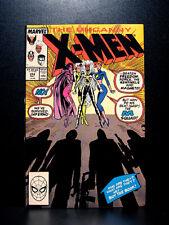 COMICS: Marvel: Uncanny X-men #244 (1989), 1st Jubilee app - RARE