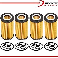 4 Engine Oil Filter For Mercedes-Benz C, CL, CLK, E, G, ML, S, SL, SLK Series