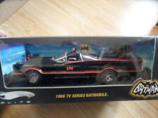 HotWheels Bat Man Elite Batmobile 1966 TV series . 1/18  (2007)