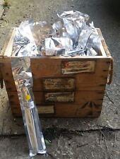 10″ Yellow Cyalume Army Glow Sticks - Camping - Fishing - US Military - New