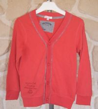 Gilet corail neuf taille 5 ans marque NUCLEO  (b)