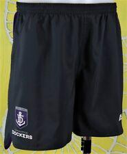 FREMANTLE Dockers 2014 Training Shorts With Pockets Mens Sz L