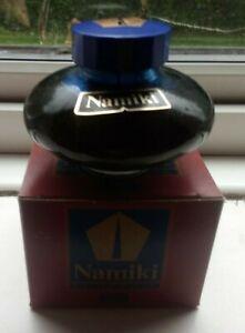Pilot Namiki Fountain Pen Ink 60ml Bottle Blue