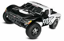 Traxxas Slash VXL Fox Design Brushless RC Short Course Truck TSM 1/10 58076-4