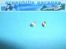 Greenhills Scalextric Fiat 600 headlight pair C99 - New -  G451