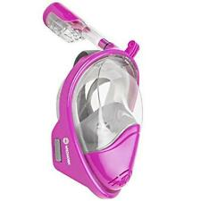 New listing WildHorn Outfitters Seaview 180° GoPro Snorkel Mask Panoramic Lotus S/M Tubeless