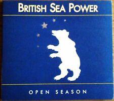 British Sea Power - Open Season (CD 2005) (Digipak)