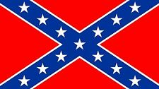 CONFEDERATE FLAG 3' x 5' NEW